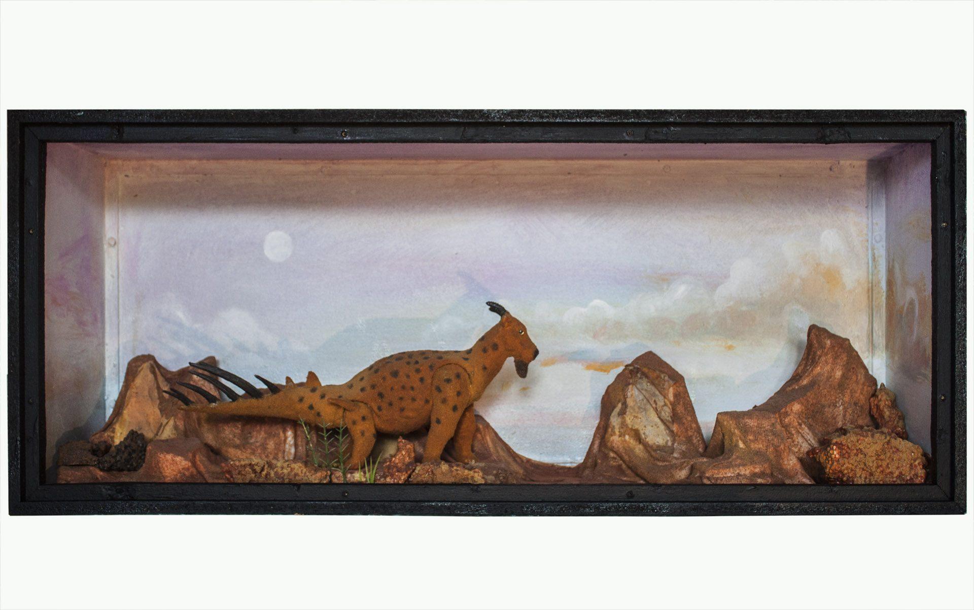 caprisaurus maculosus_1920