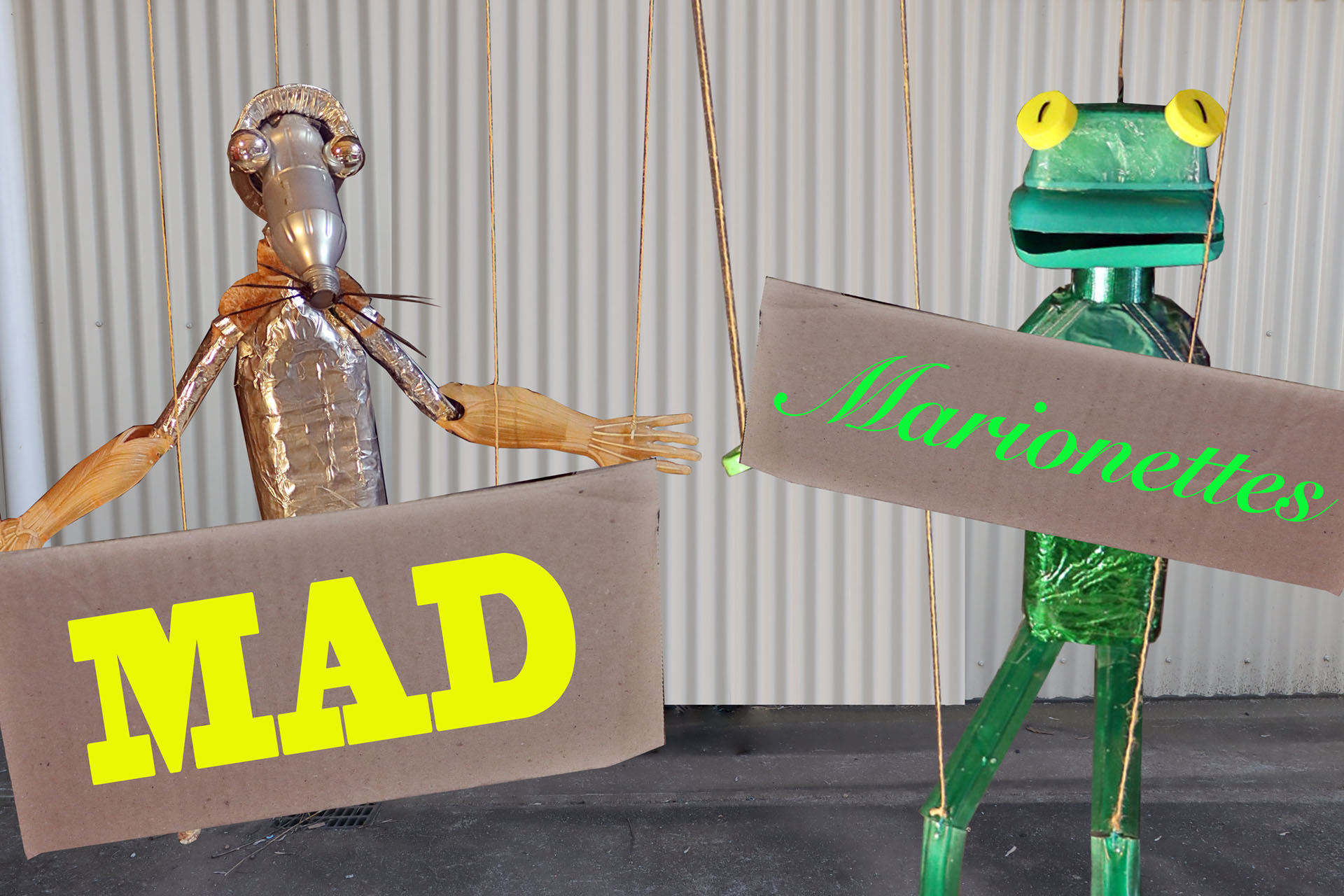Mad Marionettes